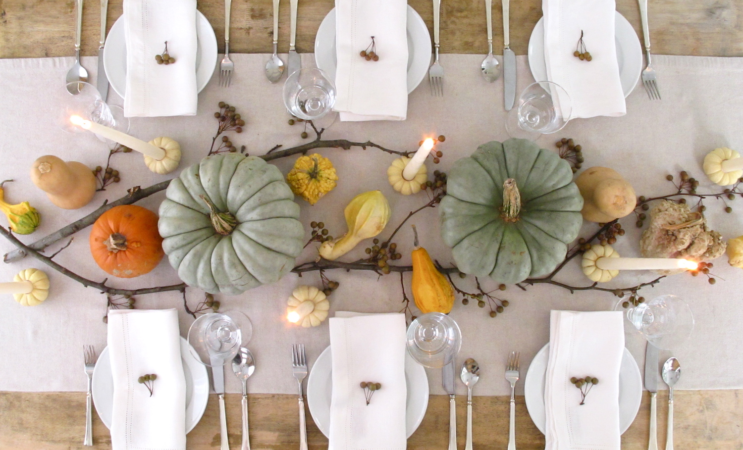 A Happy Thanksgiving Feast