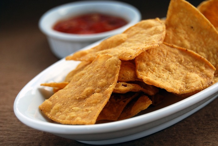 Fast and Fabulous Nachos
