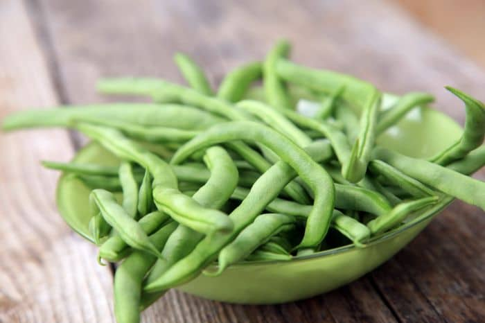 Tasty Green Beans with Toasted Almonds