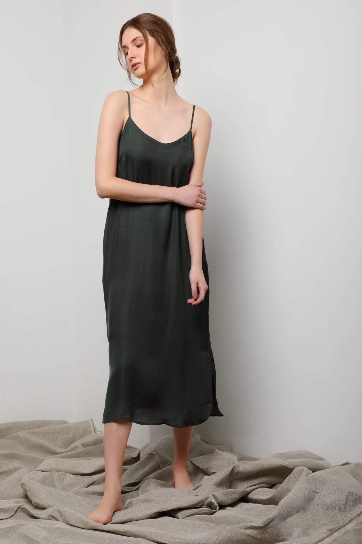 Easy Slip Dress, $125 @neunomads.com